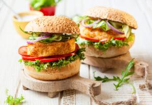 Ricetta Burger di Pesce